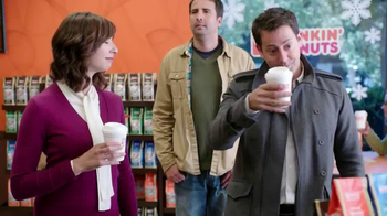 Dunkin' Donuts Roasted Coffee TV Spot, 'Inspiration' - Thumbnail 4
