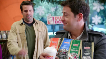 Dunkin' Donuts Roasted Coffee TV Spot, 'Inspiration' - Thumbnail 6