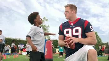 NFL Play 60 TV Spot, 'School Play' Featuring J.J. Watt - Thumbnail 8