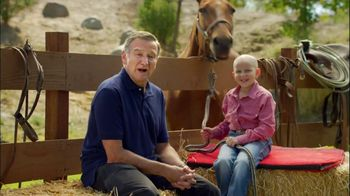 St. Jude Children's Research Hospital TV Spot, 'Darcy' Feat. Robin Williams - 72 commercial airings