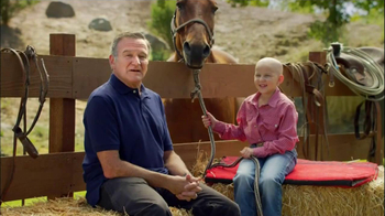 St. Jude Children's Research Hospital TV Spot, 'Darcy' Feat. Robin Williams - Thumbnail 1