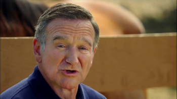 St. Jude Children's Research Hospital TV Spot, 'Darcy' Feat. Robin Williams - Thumbnail 4