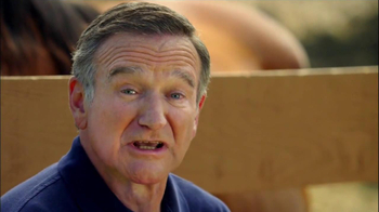 St. Jude Children's Research Hospital TV Spot, 'Darcy' Feat. Robin Williams - Thumbnail 5