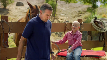 St. Jude Children's Research Hospital TV Spot, 'Darcy' Feat. Robin Williams - Thumbnail 7