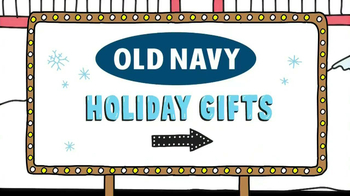 Old Navy TV Spot, 'Holiday Gifts' Song by Vampire Blow - Thumbnail 1