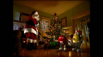M&M's TV Spot, 'Santa' [Spanish] - 2976 commercial airings