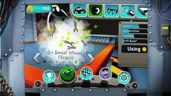 Disney Super Speedway App TV Spot, 'Monster Truck' - Thumbnail 3