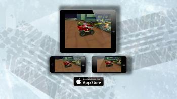 Disney Super Speedway App TV Spot, 'Monster Truck' - Thumbnail 4