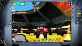 Disney Super Speedway App TV Spot, 'Monster Truck' - Thumbnail 7