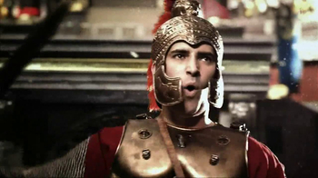 McDonald's Spicy Creations TV Spot, 'Gladiators' - 427 commercial airings