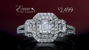 Helzberg Diamonds Engage an Expert TV Spot, 'Adam and Amber' - Thumbnail 7