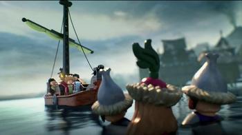 LEGO The Hobbit Lake-town Chase TV Spot - Thumbnail 9