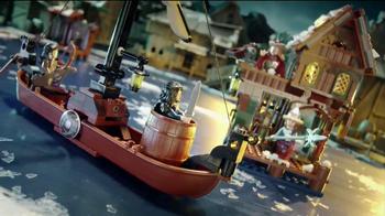 LEGO The Hobbit Lake-town Chase TV Spot - Thumbnail 6