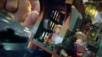 LEGO The Hobbit Lake-town Chase TV Spot