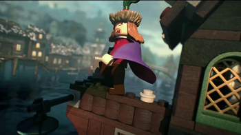 LEGO The Hobbit Lake-town Chase TV Spot - Thumbnail 8