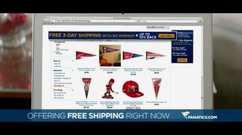 Fanatics.com TV Spot, 'Gifts' - Thumbnail 10