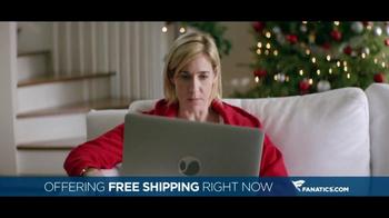 Fanatics.com TV Spot, 'Gifts' - Thumbnail 3