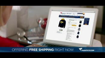 Fanatics.com TV Spot, 'Gifts' - Thumbnail 4