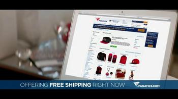 Fanatics.com TV Spot, 'Gifts' - Thumbnail 5