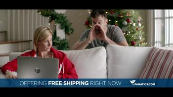 Fanatics.com TV Spot, 'Gifts' - Thumbnail 6