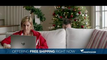 Fanatics.com TV Spot, 'Gifts' - Thumbnail 7