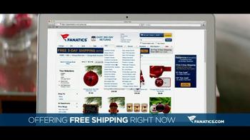 Fanatics.com TV Spot, 'Gifts' - Thumbnail 8