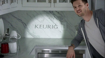 Keurig TV Spot, 'Hint: Spotlight' - 328 commercial airings