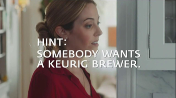 Keurig TV Spot, 'Hint: Spotlight' - Thumbnail 7