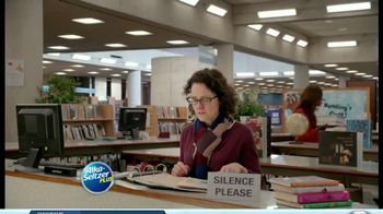 Alka-Seltzer Plus Cold and Cough TV Spot, 'Library' - 4450 commercial airings
