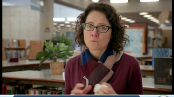 Alka-Seltzer Plus Cold and Cough TV Spot, 'Library' - Thumbnail 4