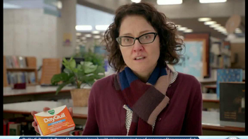 Alka-Seltzer Plus Cold and Cough TV Spot, 'Library' - Thumbnail 6