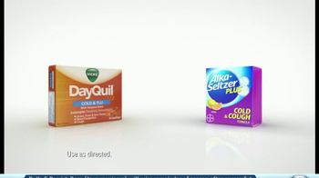 Alka-Seltzer Plus Cold and Cough TV Spot, 'Library' - Thumbnail 7
