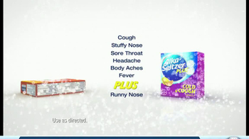 Alka-Seltzer Plus Cold and Cough TV Spot, 'Library' - Thumbnail 8