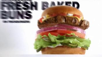 Carl's Jr. Fresh Baked Buns TV Spot - Thumbnail 10