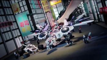 LEGO Ninjago TV Spot, 'Mech vs. Ninja' - Thumbnail 3