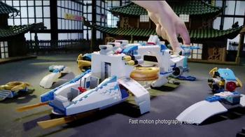 LEGO Ninjago TV Spot, 'Mech vs. Ninja'