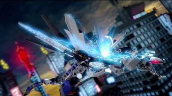 LEGO Ninjago TV Spot, 'Mech vs. Ninja' - Thumbnail 9