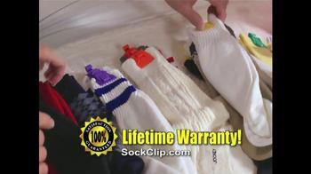 Sock Clip TV Spot - Thumbnail 10