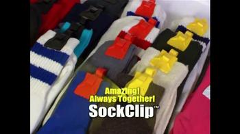 Sock Clip TV Spot - Thumbnail 2