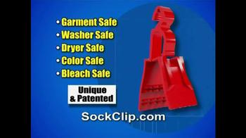 Sock Clip TV Spot - Thumbnail 6