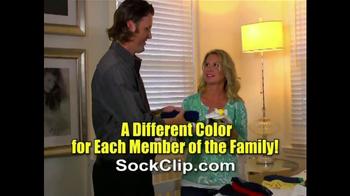 Sock Clip TV Spot - Thumbnail 7