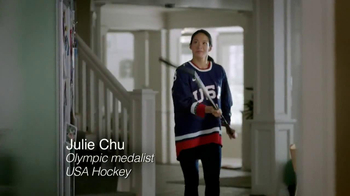 Bounty Select-A-Size TV Spot Featuring Julie Chu