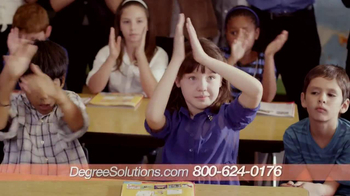 Degree Solutions TV Spot, 'Show and Tell' - Thumbnail 2