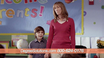 Degree Solutions TV Spot, 'Show and Tell' - Thumbnail 4