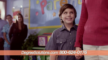 Degree Solutions TV Spot, 'Show and Tell' - Thumbnail 9
