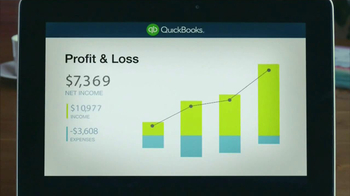 Intuit QuickBooks TV Spot, 'Your Business' - Thumbnail 8