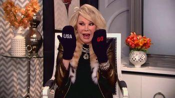 Team USA Mittens TV Spot, 'Go USA' - 16 commercial airings