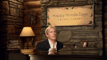 2013 Honda Civic LX TV Spot, 'Clock is Ticking' Ft. Michael Bolton - 170 commercial airings