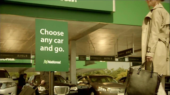 National Car Rental TV Spot, 'Fashion Consultant' - Thumbnail 7