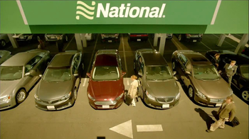 National Car Rental TV Spot, 'Fashion Consultant' - Thumbnail 9